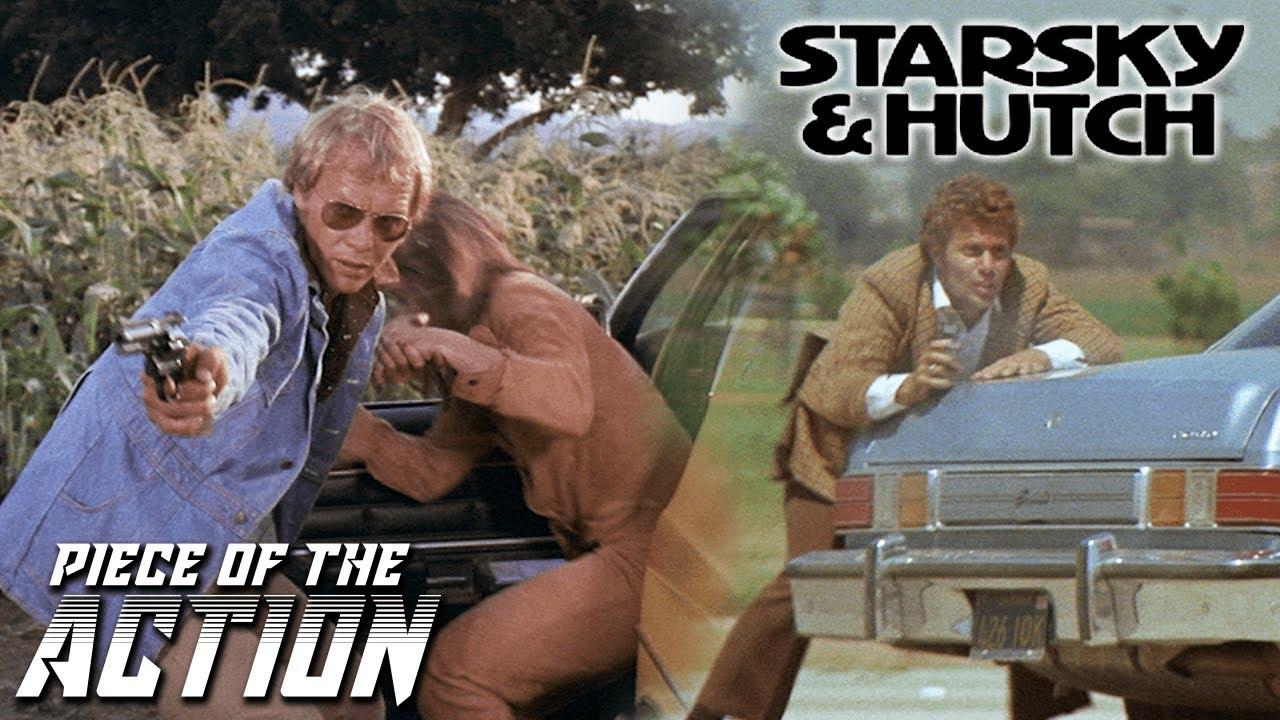 Starsky & Hutch Avoid Squeeze By Hitmen | Starsky & Hutch