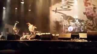 """Korn - """"Faggot"""" Live in New Orleans 10-18-15"""