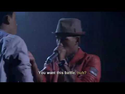 Let it shine rap battle with lyrics