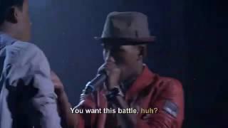 Let it shine rap battle with lyrics