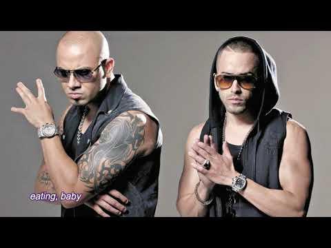 Wisin & Yandel, Romeo Santos - Aullando (Letra/English Lyrics)