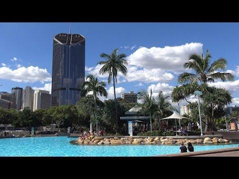 Brisbane South Bank Parklands 4K