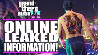 Gta 6 Could Be Huge! New Gta Online Leaks!