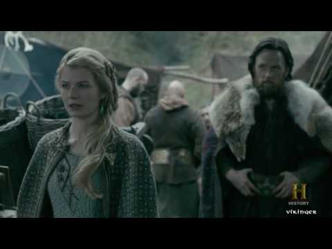Vikings - King Harald Kills Earl Vik [Season 4B Official Scene] (4x19) [HD]