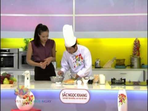 Bánh Tiramisu - Vui Sống Mỗi Ngày [VTV3 -- 20.09.2012]