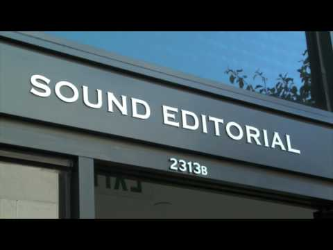 Universal Studios Sound Department Tour - SoundWorks Collection (2010)