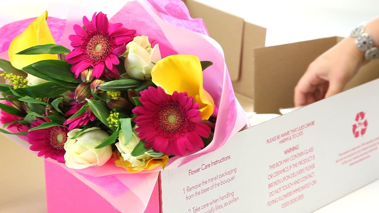 Flying flowers delivery your flowers delivered youtube flying flowers delivery your flowers delivered izmirmasajfo