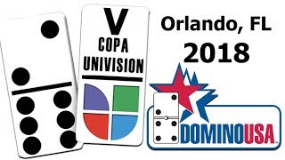 V COPA UNIVISION 2018