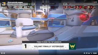 Overwatch League Stage 2 Week 2 Day 2 Part 2/2