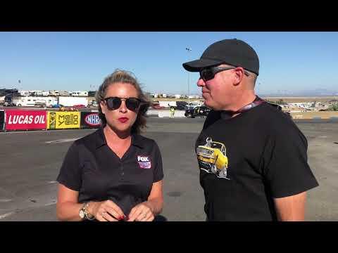 NHRA Top End: Amanda Busick and David Freiburger