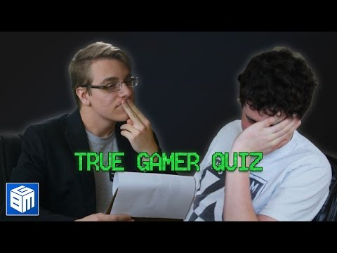 TRUE GAMER QUIZ | Staff Ambush [GBM Short]