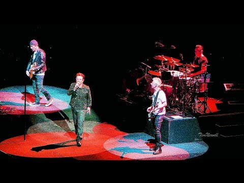 "U2 LIVE!: FULL SHOW in 4K / ""It's Sunday Night For F*ck's Sake"" / Chicago / June 4th, 2017"