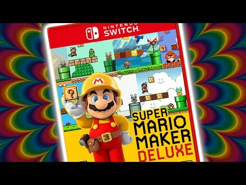 What We NEED In Super Mario Maker Switch!