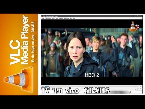 Ver TV en vivo con VLC