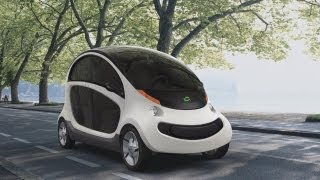 GEM introduces Peapod Electric Vehicle Videos