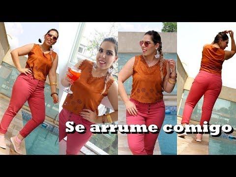 Get ready with me - Aniversário infantil - Se arrume comigo - Por Daniela Castro