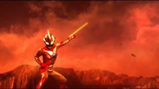 UltramanMebius VS Bemular