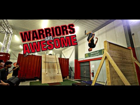 WARRIORS ARE AWESOME !