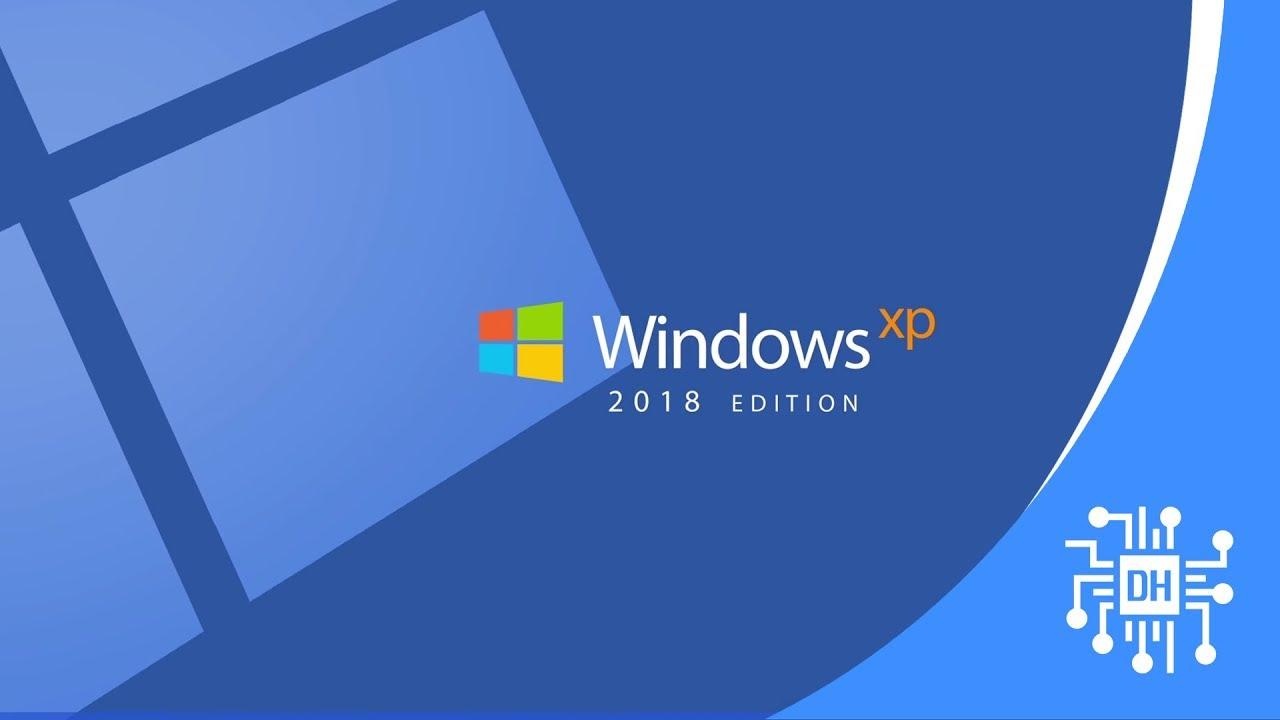 Windows Xp Edition 2018 é O Novo Sistema Da Microsoft