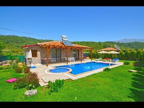 Tatil Villam | Villa Ece - Fethiye Kayaköy kiralık villa tatili