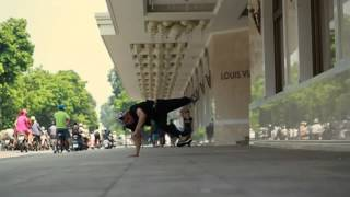 Freeze Style in Breakdance - Slow tutorial | How to Breakdance