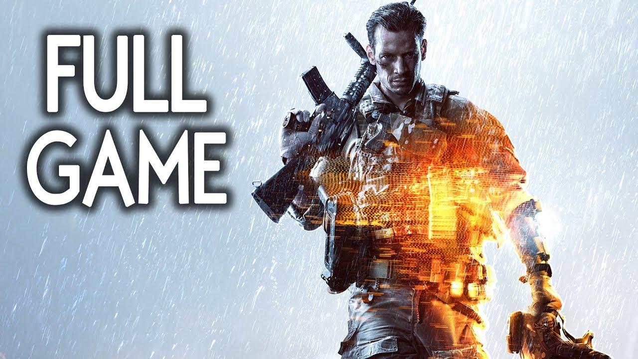 Battlefield 4 - FULL GAME Walkthrough Gameplay No Commentary