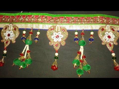 Bandanwar Toran Door Hangings Designs For 2018 Diwali