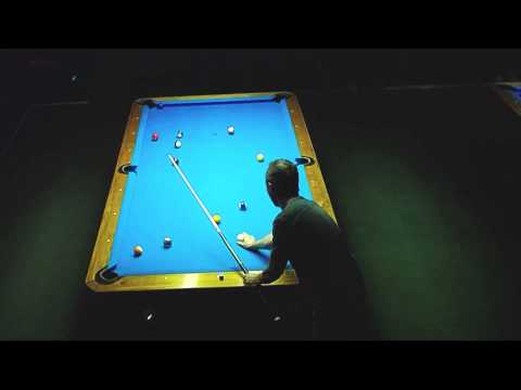 American Rotation at Great Slates Billiards Cafe - 410-221-POOL