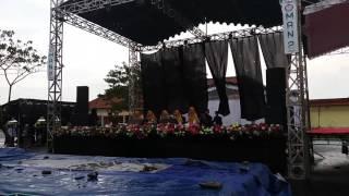 Hasan Assuluki MAN KOTA BLITAR MANDUTA rindu Rosul 2017
