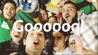 El día que México goleó a Jordania | Jordania #4