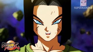 ANDROID 17 REVEALED! - Dragon Ball FighterZ: Android 17 First Look