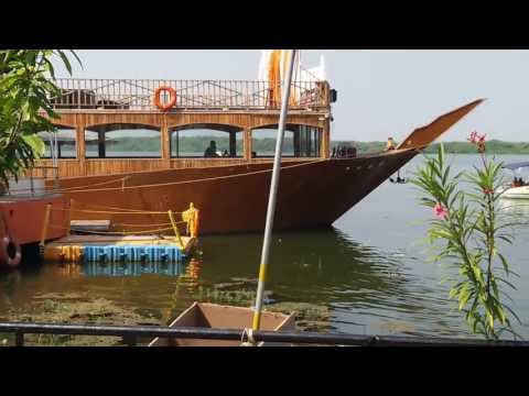 3 star Boating Hotel Bhavani island in Vijayawada - AndhraPradesh