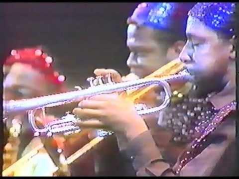 Sun Ra & Arkestra Spain 1985 (1/2)
