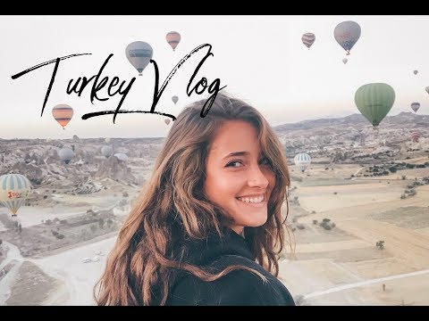 TURKEY VLOG | Travel Diaries