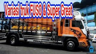 Modifikasi truk Fighter & Super Great