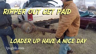 How To Remove An Axle