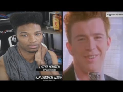 Etika Reacts To Never Gonna Hit Those Notes