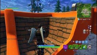 Fortnite glitche how to shoot through walls