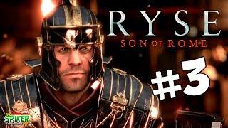 Ryse: Son of Rome: Без смертей - Смерть отца - (Русская озвучка) #3