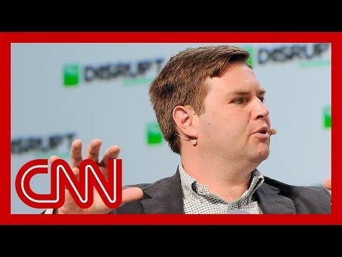 Watch GOP senate candidate apologize for criticizing Trump