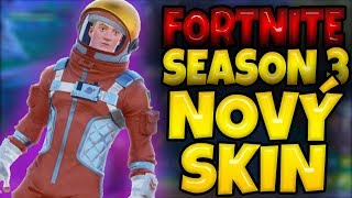 NEW 3. SEASON AND NEW SKINS! | Fortnite Battle Royale [EN/English]