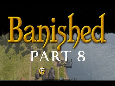 Banished [Modded] Part 8 | Brilliant Bricks!