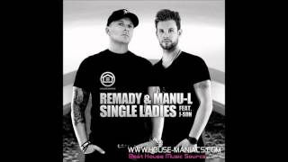 Remady & Manu-L feat. J-Son) - Single Ladies (LX-Tronix Remix)