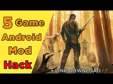5 Game Android Offline Online|| Mod Hack +LINK DOWNLOAD