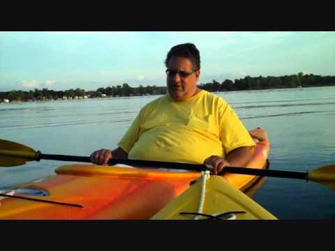 My Pelican Kayak Youtube