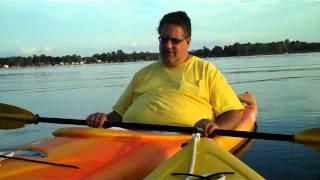 My Pelican Kayak