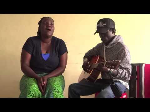 Pauline sings Ndiza by Zahara (cover)