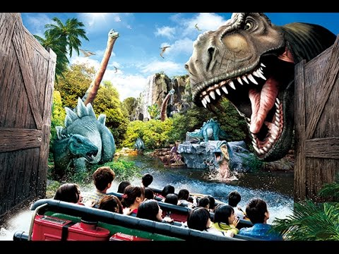 Universal Studios Japan: Jurassic Park – The Ride
