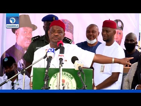 Full Speech: Wike Calls Out NDDC Over Collaboration On Projects
