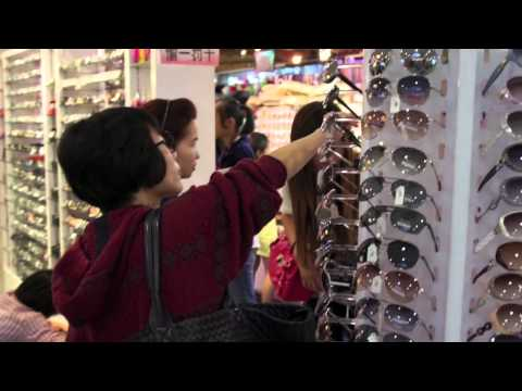 Anvi - We bring you to ZhuHai's famous shopping mall